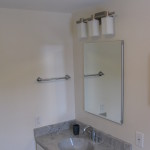 An example of a simple set up purchased entirely by customer and installed by Home Artisan Group.