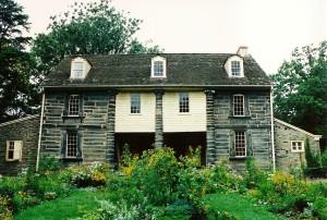 Bartram Gardens before.