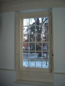 Fully restored historic windows in NJ.