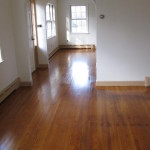 We refinished the entire first floor of this home before it was occupied.