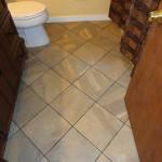 What a gorgeous floor tile.