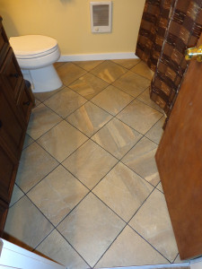 What a gorgeous floor tile.